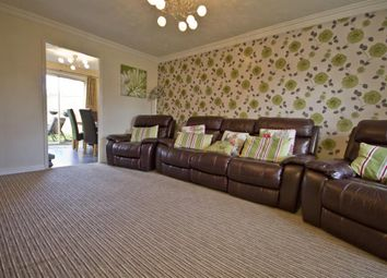 Thumbnail 3 bed semi-detached house for sale in Farthingale Way, Hemlington, Middlesbrough