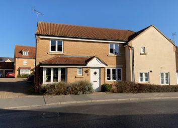 Thumbnail Semi-detached house to rent in Hepburn Crescent, Milton Keynes