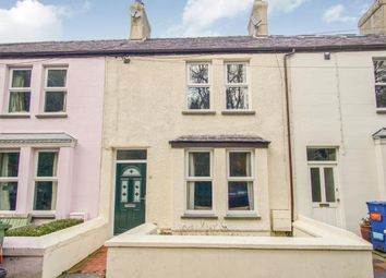 Thumbnail 2 bed terraced house for sale in Olgra Terrace, Llanberis, Caernarfon, Gwynedd