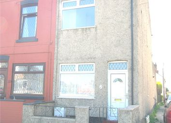 Thumbnail 2 bed end terrace house to rent in Alfreton Road, South Normanton, Alfreton