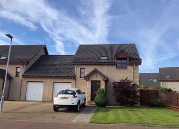 Thumbnail 4 bed link-detached house for sale in Glassgreen Place, Elgin