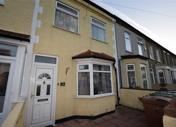 Thumbnail 2 bed terraced house to rent in Grove Road, Grays, Essex