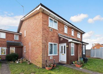 Thumbnail 1 bed terraced house for sale in Shellfield Close, Staines-Upon-Thames