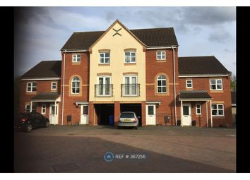 Thumbnail 3 bed terraced house to rent in Hevea Road, Burton-On-Trent