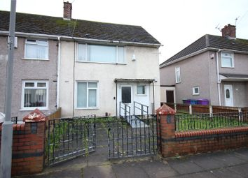 Thumbnail 2 bed semi-detached house for sale in Redruth Road, Liverpool, Merseyside