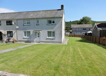 Thumbnail 3 bed semi-detached house for sale in Bro Rhydybont, Rhydybont, Llanybydder