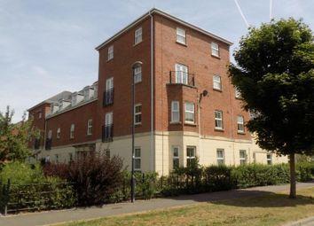 Thumbnail 2 bed flat for sale in Eastbury Way, Swindon