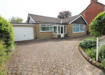 Thumbnail 3 bed bungalow for sale in Cromwell Road, Bramhall, Stockport