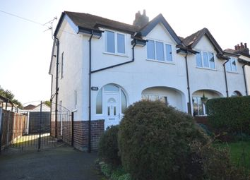 Thumbnail Semi-detached house to rent in Normoss Road, Staining, Blackpool