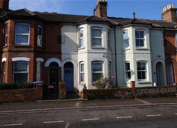 Thumbnail 3 bed terraced house for sale in Grosvenor Road, Aldershot, Hampshire