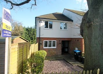Thumbnail 4 bed town house to rent in Banstead Road, Caterham