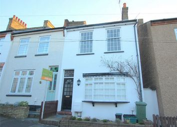 Thumbnail 3 bed end terrace house for sale in Lewes Road, Bromley, Kent