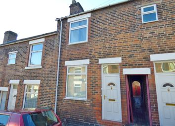 Thumbnail 2 bedroom terraced house for sale in Frank Street, Stoke, Stoke-On-Trent