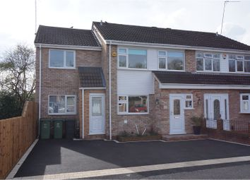 Thumbnail 5 bed semi-detached house for sale in Ledbury Close, Redditch