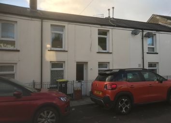 Thumbnail 4 bed terraced house to rent in Pant Road, Dowlais, Merthyr Tydfil