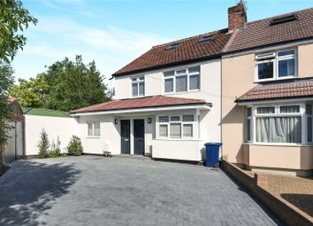 Thumbnail 2 bed flat for sale in Killowen Avenue, Northolt
