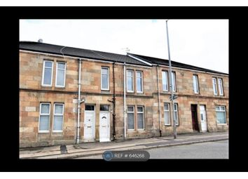 Thumbnail 1 bed flat to rent in Jerviston Street, Motherwell