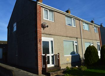 Thumbnail 3 bed semi-detached house for sale in Fairfield Crescent, Llantwit Major