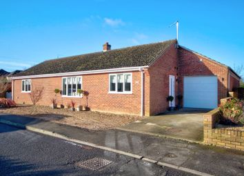 Thumbnail 4 bed detached bungalow for sale in Marroway Lane, Witchford, Ely