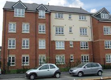 Thumbnail 1 bed flat to rent in Turberville Place, Warwick