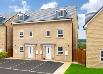 "Thumbnail 4 bed semi-detached house for sale in ""Woodcote"" at Fulton Crescent, Silsden, Keighley"