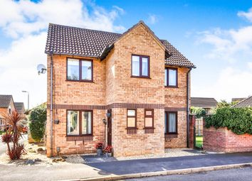 Thumbnail 3 bedroom detached house for sale in St Margarets Drive, Sprowston, Norwich