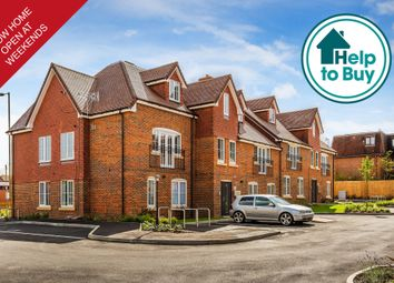 Thumbnail 2 bed flat for sale in Springfield Close, Salfords, Redhill