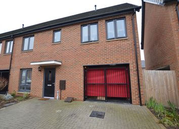 Thumbnail 4 bedroom semi-detached house to rent in Jelly Way, Woking, Surrey