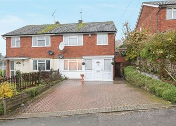 Thumbnail 3 bed semi-detached house for sale in Baring Road, High Wycombe, Buckinghamshire