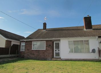 Thumbnail 3 bed bungalow to rent in Sparrows Corner, Great Oakley, Harwich