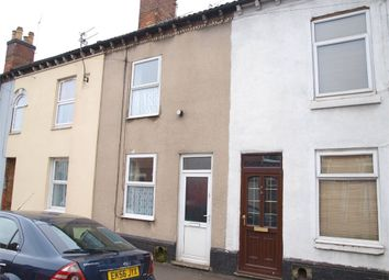 Thumbnail 2 bed semi-detached house for sale in Waterloo Street, Burton-On-Trent, Staffordshire