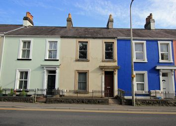 Thumbnail 3 bed terraced house for sale in Richmond Terrace, Carmarthen, Carmarthenshire