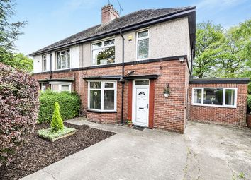 Thumbnail 3 bedroom semi-detached house for sale in Herries Drive, Sheffield
