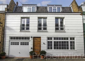 Thumbnail 3 bed mews house to rent in Princess Mews, Hampstead, London