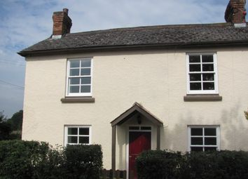 Thumbnail 2 bed cottage to rent in Hele, Exeter
