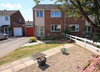 3 bed semi-detached house for sale in Westward Drive, Pill, North Somerset BS20