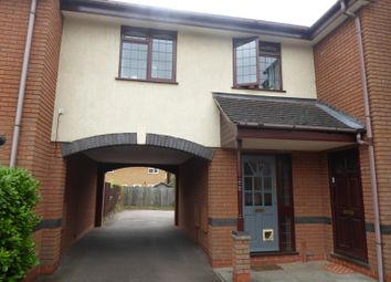 Thumbnail 1 bed flat to rent in Merganser Drive, Bicester