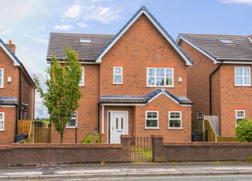 Thumbnail 5 bed detached house for sale in Liverpool Road South, Burscough, Ormskirk