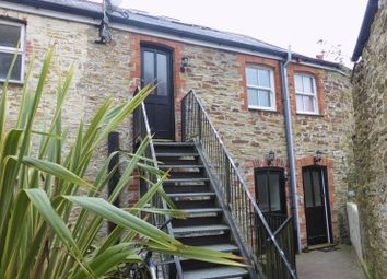 Thumbnail 1 bedroom flat to rent in Crinnicks Hill, Bodmin