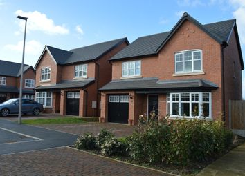 Thumbnail 4 bed detached house for sale in Georges Place, Beeston, Tarporley