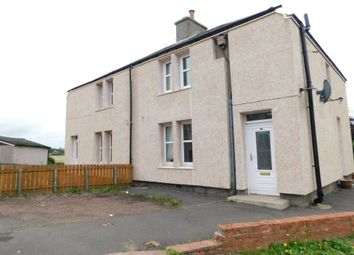 Thumbnail 3 bedroom semi-detached house to rent in Milne Street, Carstairs, Lanark