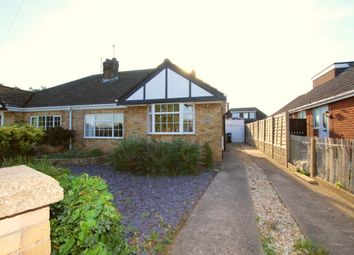 Thumbnail 2 bed bungalow for sale in Louth Road, Holton-Le-Clay, Grimsby