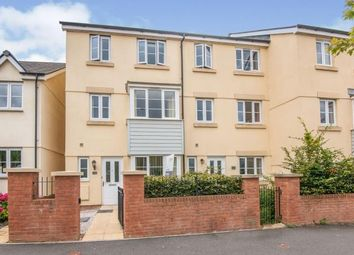 4 bed terraced house for sale in Cranbrook, Exeter, Devon EX5