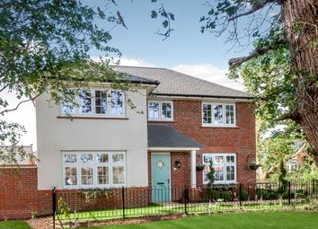 Thumbnail 4 bedroom detached house for sale in Kiln Road, Thundersley, Benfleet, Essex