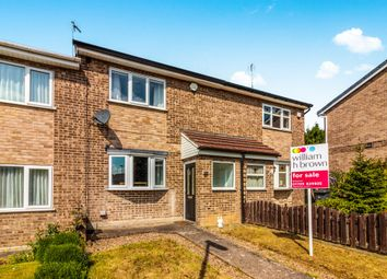 Thumbnail 2 bed town house for sale in Harewood Grove, Bramley, Rotherham