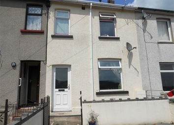Thumbnail 2 bed terraced house for sale in Constant Row, Risca, Newport