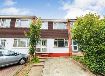 Thumbnail 3 bed terraced house for sale in Bamford Way, Collier Row, Romford
