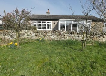 Thumbnail 3 bed bungalow for sale in Hawthorn Terrace, Gunnerton, Hexham