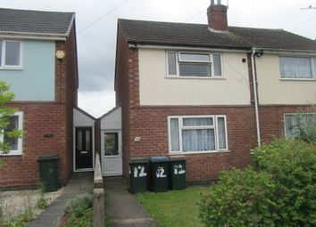Thumbnail 2 bedroom semi-detached house for sale in Rowan Grove, Coventry
