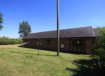 Thumbnail 2 bed bungalow to rent in Oakdene Farm Cottage, Petton, Near Burlton